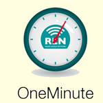 one min